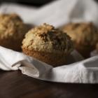 Maple Rye Muffins