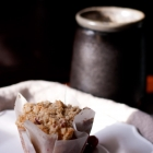 Orange Cranberry Streusel Muffins