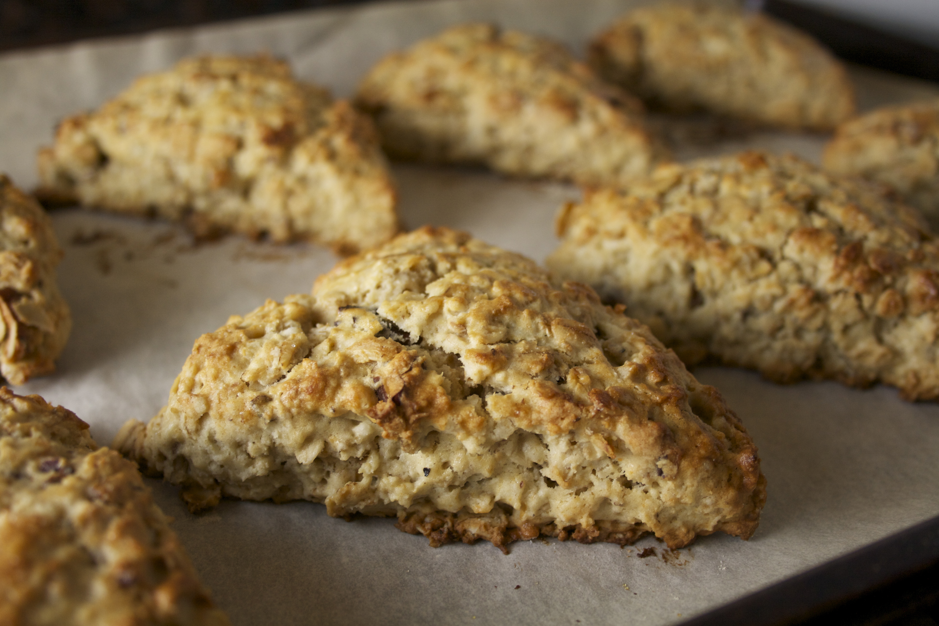 Maple And Toasted Pecan Scones Recipes — Dishmaps