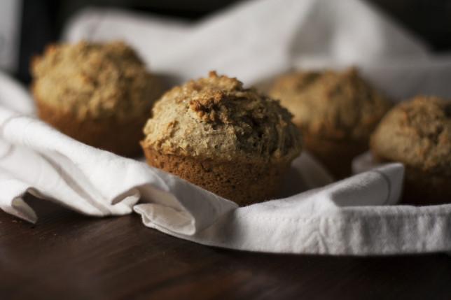Maple Rye Muffins - The ImaginariYUM